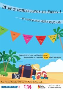 Un air de vacances souffle sur Paradol - Affiche - A3 - OK-page-001