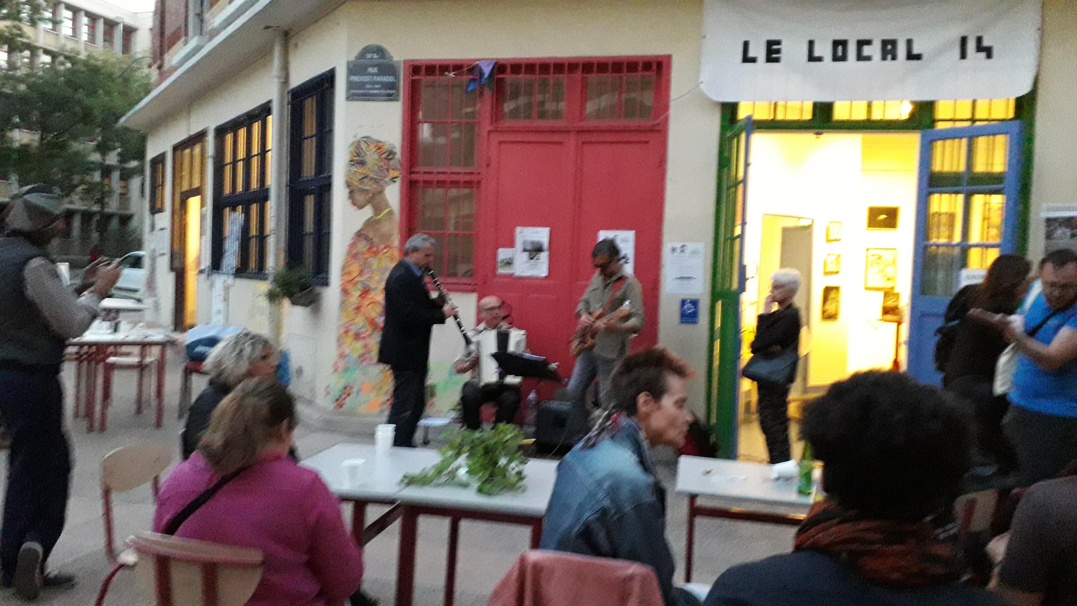Association Flora Tristan - Régie de quartier Paris 14ème